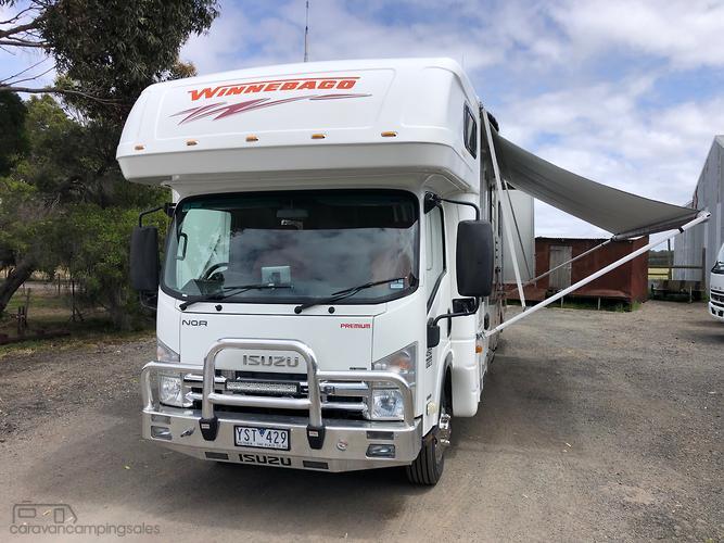 Isuzu Caravans Motorhome Motorhomes & Campers for Sale in