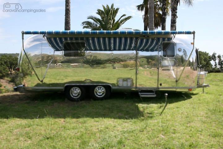 Airstream Caravans for Sale in Australia - caravancampingsales com au