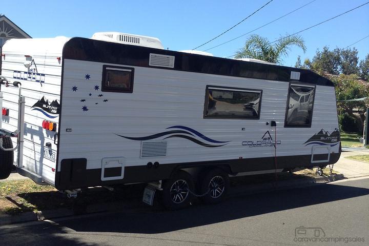 Colorado Caravans Caravans for Sale in Australia