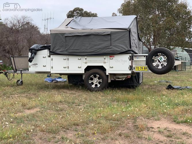 Blue Tongue Caravans Off Road Camper Camping Trailers for Sale in