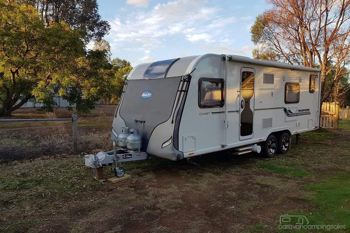 Bailey Rangefinder Comet Caravans for Sale in Australia