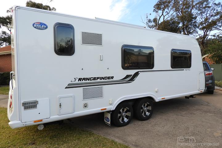 Bailey Caravans for Sale in Australia - caravancampingsales