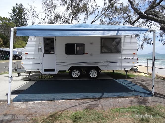 Viscount Caravans for Sale in Australia - caravancampingsales com au