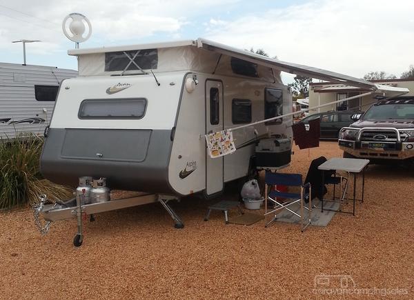 98bd2e0af21dd8 Avan Caravans Pop Tops Caravans listed in For Sale for Sale in ...