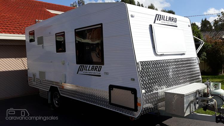 Millard Caravans for Sale in Australia - caravancampingsales com au