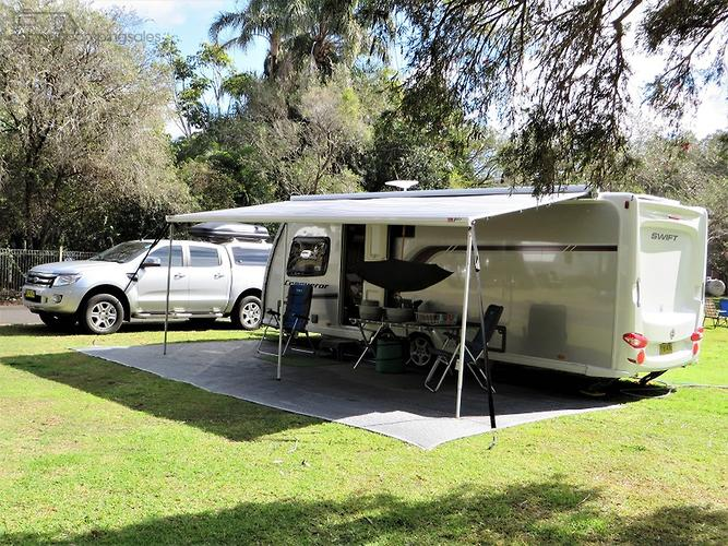 Used barefoot caravan for sale Camper Trailer Swift Caravans For Sale In Australia Caravancampingsalescomau