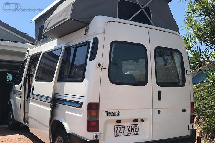 Ford Caravans Campervan Motorhomes & Campers for Sale in Australia