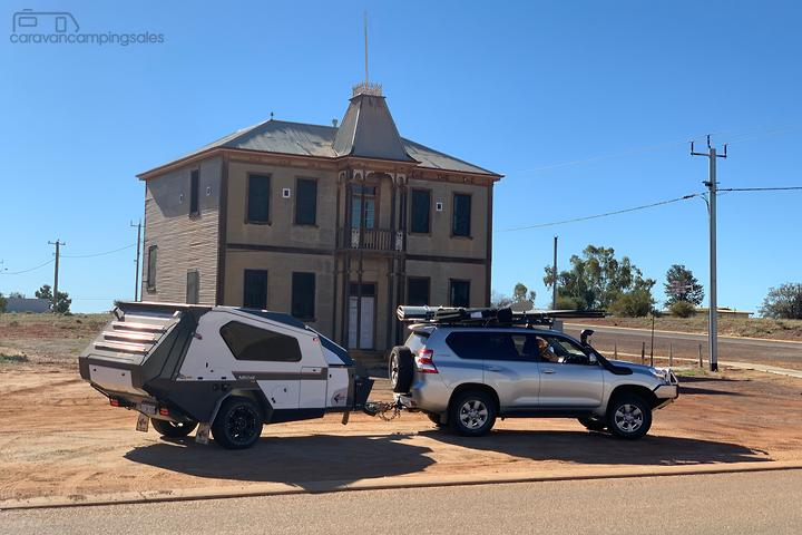 Pioneer Campers Caravans for Sale in Australia