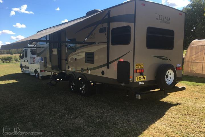 Caravans Fifth Wheeler Caravans for Sale in Australia