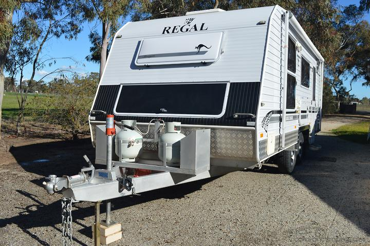Caravans Off Road Van Caravans for Sale in Australia