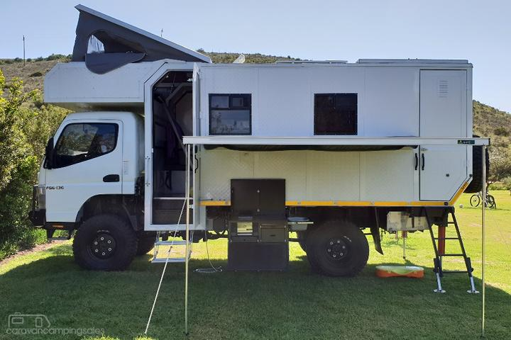 Mitsubishi Caravans Motorhome Motorhomes & Campers for Sale