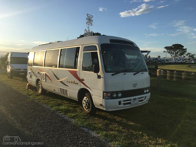 Toyota Caravans Motorhomes & Campers for Sale in Australia