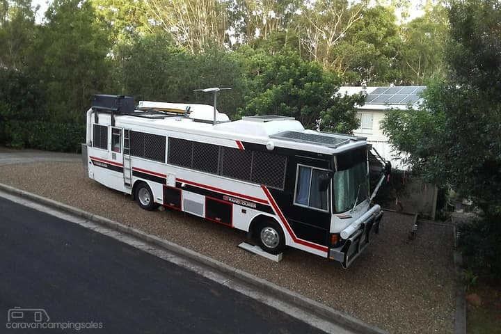 Hino Caravans for Sale in Australia - caravancampingsales com au