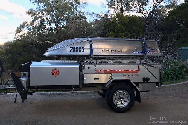 Kimberley Kampers Caravans for Sale in Australia