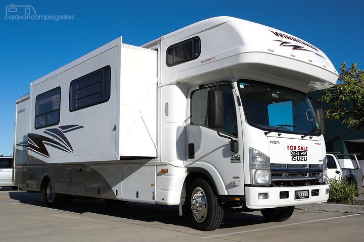 Winnebago Longreach Caravans for Sale in Australia