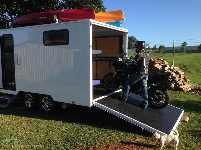 Custom Built Caravans for Sale in Australia