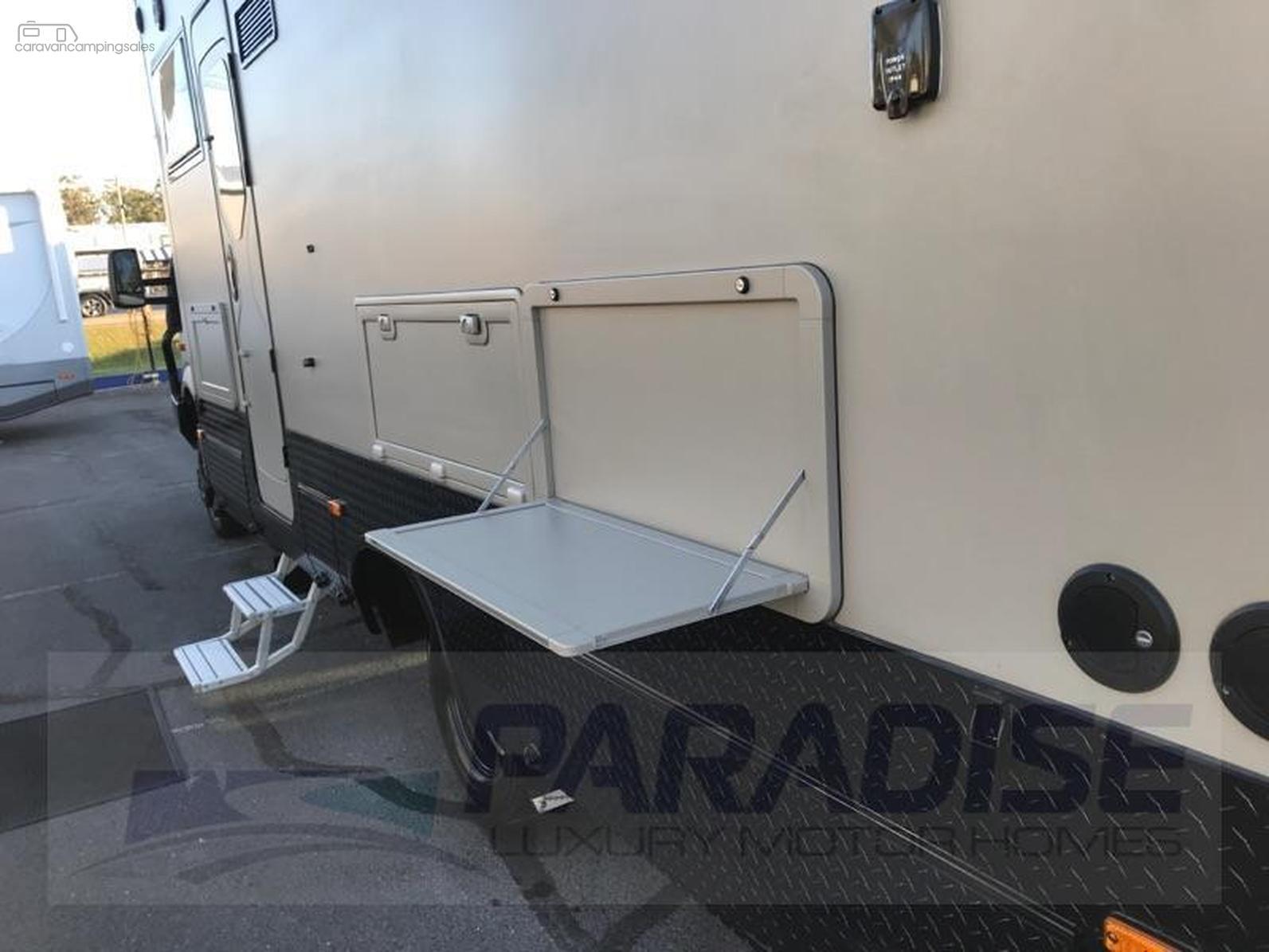 2017 PARADISE MOTOR HOMES INSPIRATION SUPREME-OAG-AD
