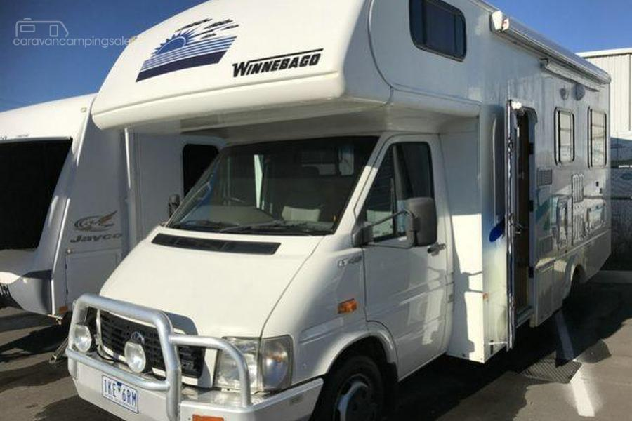 2006 Winnebago Leisure Seeker Class C Mhome 2334-OAG-AD-17340333
