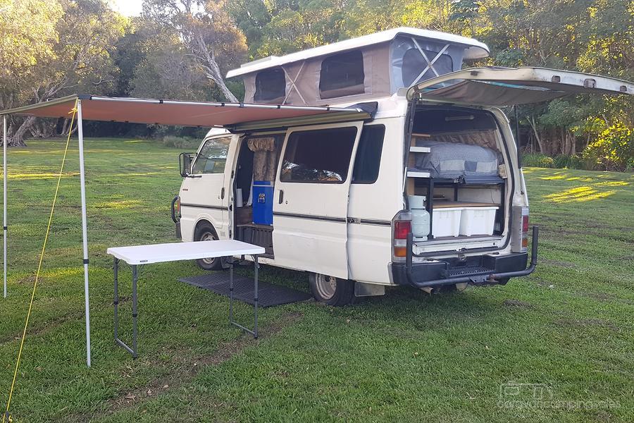 1986 Ford Econovan Camper-SSE-AD-6249233