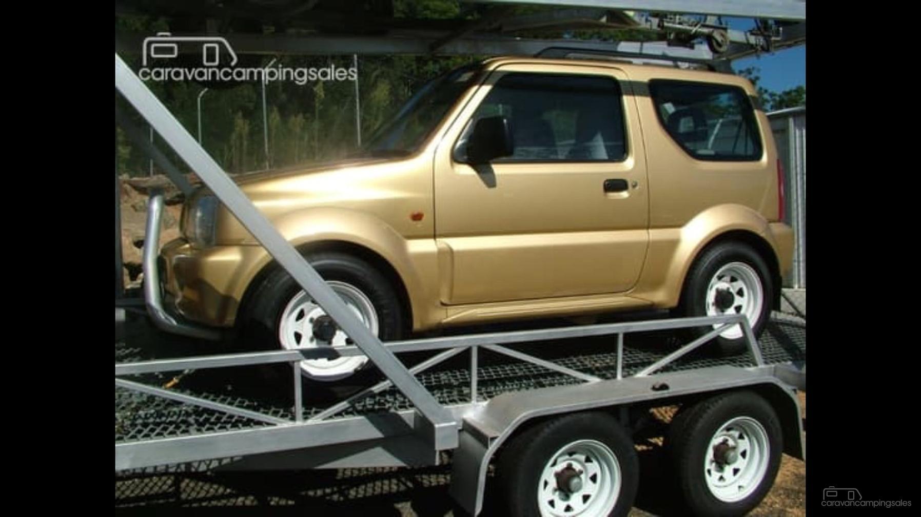 2010 Custom Car And Boat Trailer Caravancampingsales Com Au