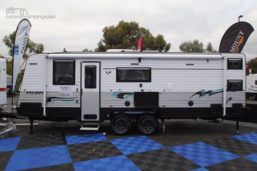 513dbb5cb0 2019 Golden Eagle Escape family van 4 bunks-OAG-AD-6420973 -  caravancampingsales.com.au