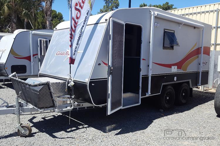 2017 Goldstar Rv Toy Hauler Caravancampingsales Com Au