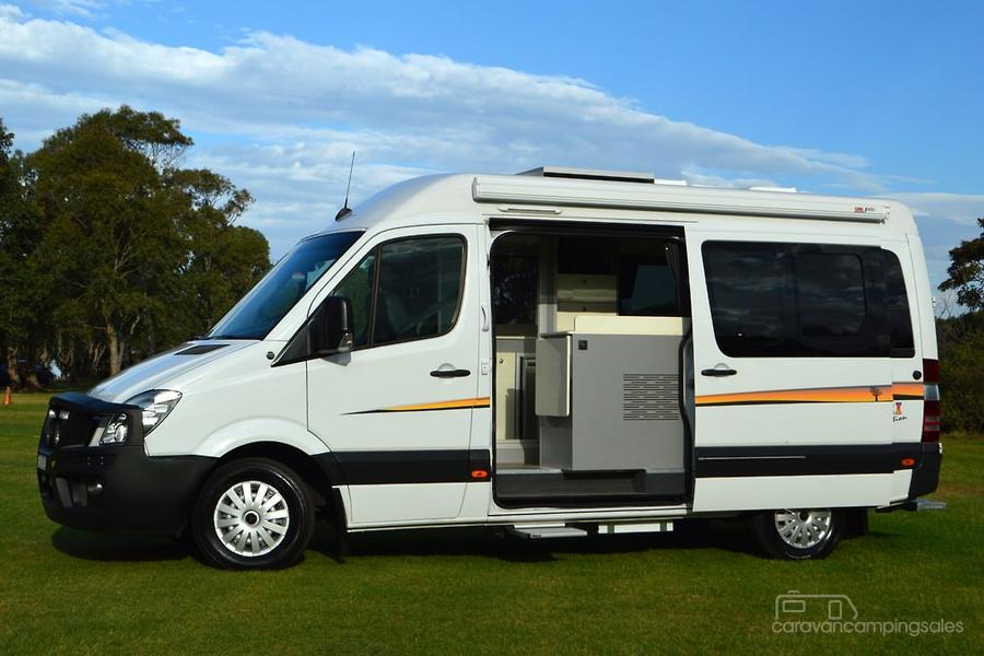 2014 Mercedes Safari Edition Motorhome - Permanent Bed-OAG