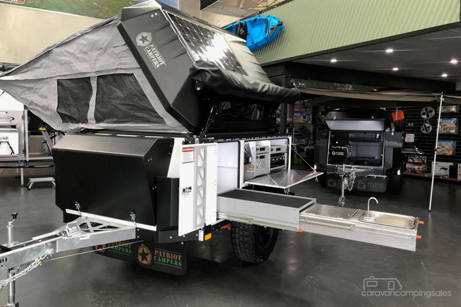 2019 Patriot Campers X1-H-OAG-AD-17100647 - caravancampingsales com au