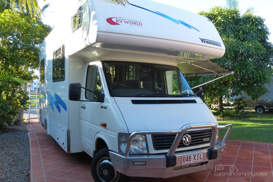 2006 Winnebago VW LT46 Leisure Seeker