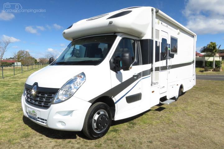 Terrific Caravans Motorhome Motorhomes Campers For Sale In Download Free Architecture Designs Scobabritishbridgeorg