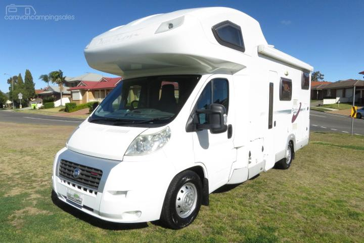 Caravans Motorhome Motorhomes & Campers for Sale in Australia