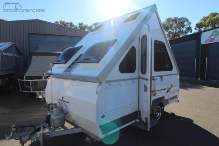 Avan Aliner 1D Caravans for Sale in Australia - caravancampingsales