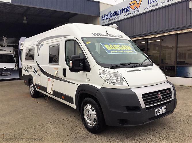 Winnebago Caravans for Sale in Australia