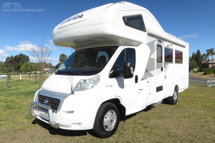 Caravans Motorhomes & Campers for Sale in Australia