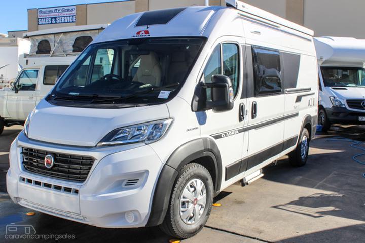 Caravans Motorhome Motorhomes & Campers for Sale in Australia