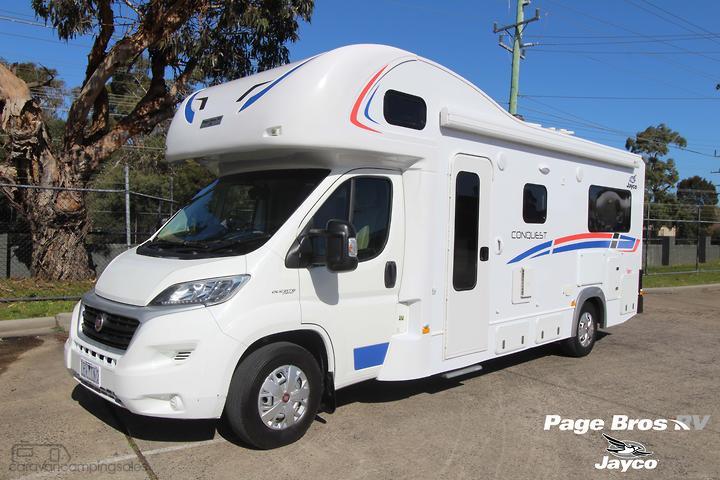 Jayco Caravans Motorhomes & Campers for Sale in Australia