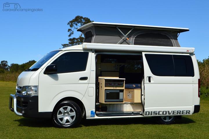 Toyota Caravans for Sale in Australia - caravancampingsales