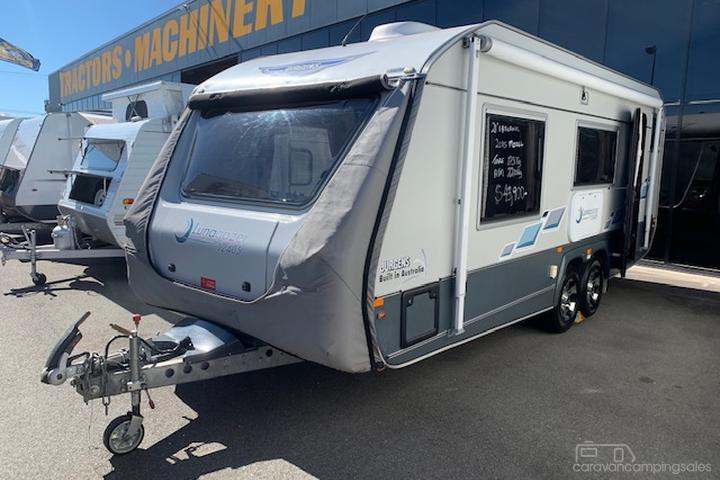 Jurgens Lunagazer J2405 Caravans for Sale in Australia