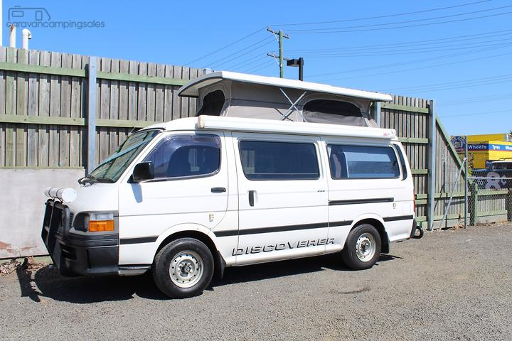 Toyota Caravans for Sale in Australia - caravancampingsales