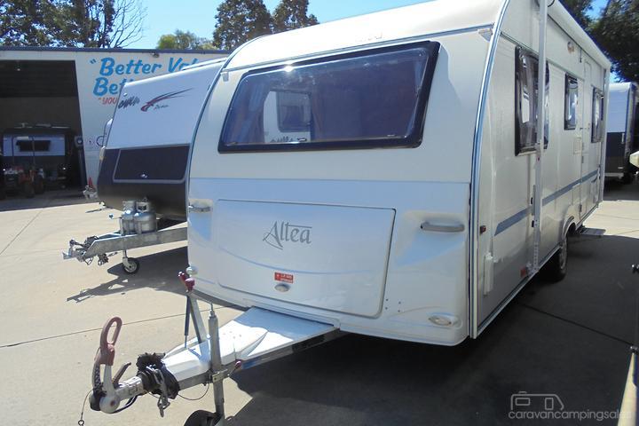 Adria Caravans Single Axle Axle Configuration for Sale in