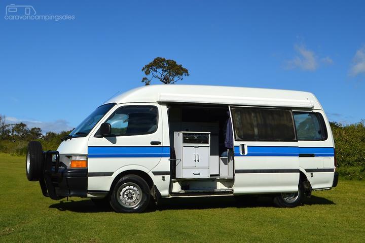Toyota Caravans Motorhomes & Campers for Sale in Australia