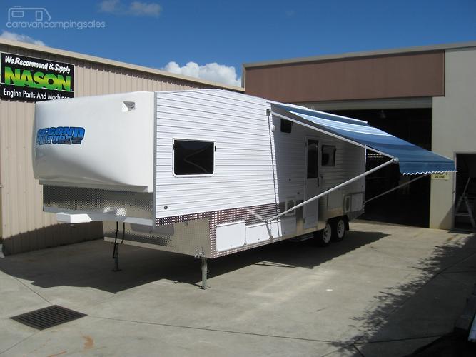 Caravans Fifth Wheeler Caravans for Sale in Victoria