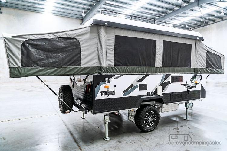 Titan Caravans Caravans Camping Trailers for Sale in Australia