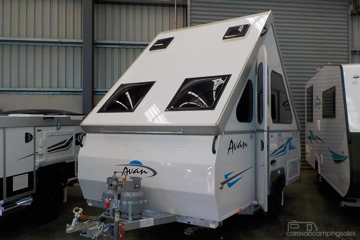 Avan Aliner 1D Caravans for Sale in Australia