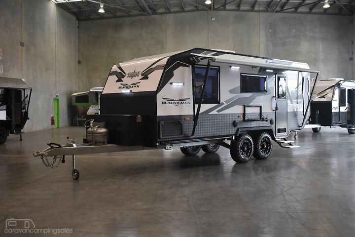Titan Caravans Caravans for Sale in Australia - caravancampingsales