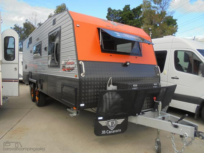 JB Caravans Caravans for Sale in Australia