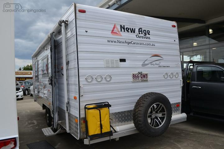 New Age Caravans for Sale in Australia - caravancampingsales com au