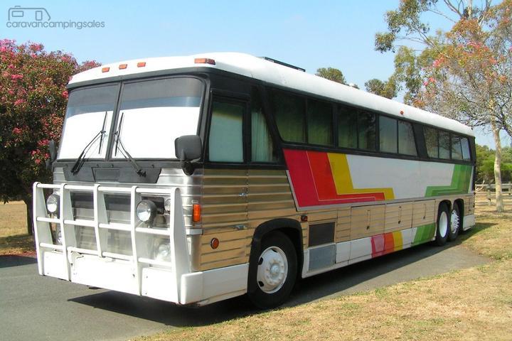 Crusader MCI Caravans Motorhome Motorhomes & Campers for