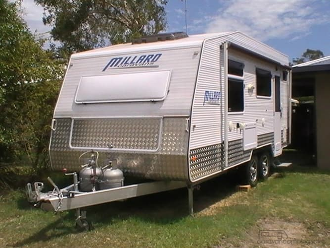 Millard Longreach Caravans for Sale in Australia