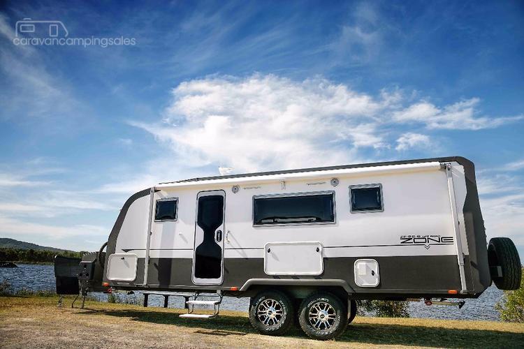 Zone RV Caravans Caravans for Sale in Australia
